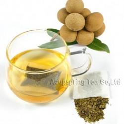 Longan Flavor Tieguanyin Teabag,Early Spring Fruit flavor Oolong Tea,Slimming tea bag,