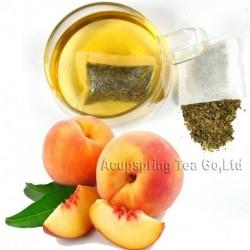 Peach Flavor Tieguanyin Teabag,Early Spring Fruit flavor Oolong Tea,Slimming tea bag