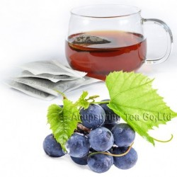 Grape Flavor Puerh Teabag,Reduce Weight Ripe Pu-erh,Delicious