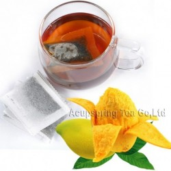 Mango Flavor Puerh Teabag,Reduce Weight Ripe Pu-erh,Delicious