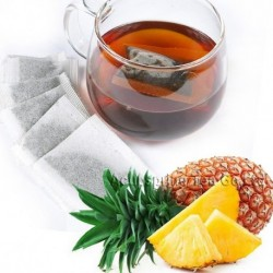 Pineapple Flavor Puerh Teabag,Reduce Weight Ripe Pu-erh,Delicious