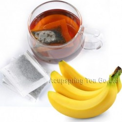 Banana Flavor Puerh Teabag,Reduce Weight Ripe Pu-erh,Delicious,