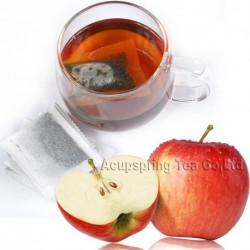 Apple Flavor Puerh Teabag,Reduce Weight Ripe Pu-erh,Delicious