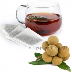 Longan Flavor Puerh Teabag,Reduce Weight Ripe Pu-erh,Delicious