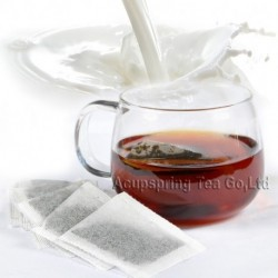 Milk Flavor Puerh Teabag,Reduce Weight Ripe Pu-erh,Delicious, Free shipping