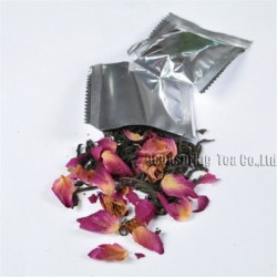 Rose Bud (red) Black Tea,Hongcha,Natural herbal tea,Premium Quality
