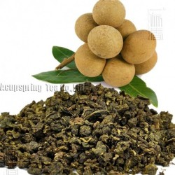 Fragrant Longan Flavor Oolong Tea, First Spring Tieguanyin Tea,Wu-long Tea,CTX204