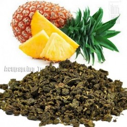 Fragrant Pineapple Flavor Oolong Tea, First Spring Tieguanyin Tea,Wu-long Tea,CTX209