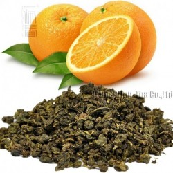 Fragrant Orange Flavor Oolong Tea, First Spring Tieguanyin Tea,Wu-long Tea,CTX205