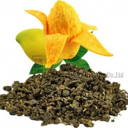 Fragrant Mango Flavor Oolong Tea, First Spring Tieguanyin Tea,Wu-long Tea,CTX210