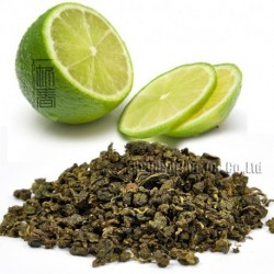 Fragrant Lemon Flavor Oolong Tea, First Spring Tieguanyin Tea,Wu-long Tea,CTX213