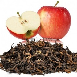 Apple Flavor Puerh Tea,Fruit flavor Loose Leaf Pu'er,Reduce Weight Ripe Pu-erh,CTX806
