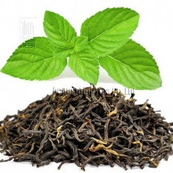 Fragrant Mint Flavor Black Tea,Hongcha,Premium Quality First Spring Black Tea,CTX415