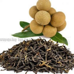 Fragrant Longan Flavor Black Tea,Hongcha,Premium Quality First Spring Black Tea,CTX404