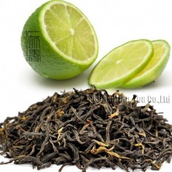 Fragrant Lemon Flavor Black Tea,Hongcha,Premium Quality First Spring Black Tea,CTX413