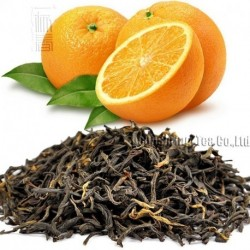 Fragrant Orange Flavor Black Tea,Hongcha,Premium Quality First Spring Black Tea,CTX405