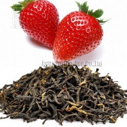 Fragrant Strawberry Flavor Black Tea,Hongcha,Premium Quality First Spring Black Tea,CTX407