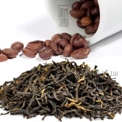 Fragrant Coffee Flavor Black Tea,Hongcha,Premium Quality First Spring Black Tea,CTX416