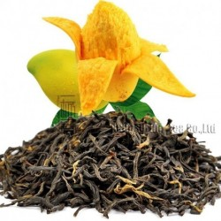 Fragrant Mango Flavor Black Tea,Hongcha,Premium Quality First Spring Black Tea,CTX410