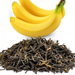 Fragrant Banana Flavor Black Tea,Hongcha,Premium Quality First Spring Black Tea,CTX408