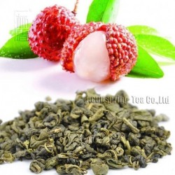 Litchi Flavor Green Tea,Early Spring Biluochun,Reduce weight tea,CTX614