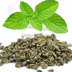 Mint Flavor Green Tea,Early Spring Biluochun,Reduce weight tea,CTX615