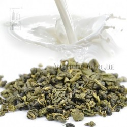 Milk Flavor Green Tea,Early Spring Biluochun,Reduce weight tea,CTX600