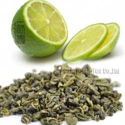 Lemon Flavor Green Tea,Early Spring Biluochun,Reduce weight tea,CTX613
