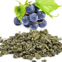 Grape Flavor Green Tea,Early Spring Biluochun,Reduce weight tea,CTX611