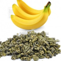 Banana Flavor Green Tea,Early Spring Biluochun,Reduce weight tea,CTX608