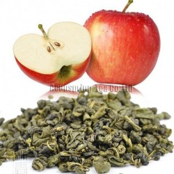 AppleFlavor Green Tea,Early Spring Biluochun,Reduce weight tea,CTX606
