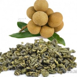 Longan Flavor Green Tea,Early Spring Biluochun,Reduce weight tea,CTX604