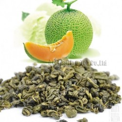 Cantaloupe Flavor Green Tea,Early Spring Biluochun,Reduce weight tea,CTX612